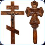 Хрести дерев'яні