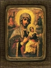 Богородиця Одигітрія Неустанної Помочі - №4